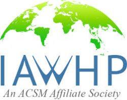 IAWHP An ACSM AFfiliate Society logo